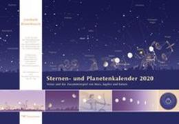 Cover-Bild zu Sternen- und Planetenkalender 2020
