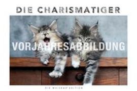 Cover-Bild zu Whiskas Katzenkalender Kalender 2020