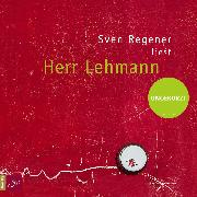 Cover-Bild zu Regener, Sven: Herr Lehmann (Audio Download)