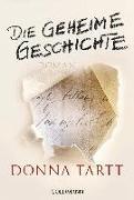 Cover-Bild zu Tartt, Donna: Die geheime Geschichte