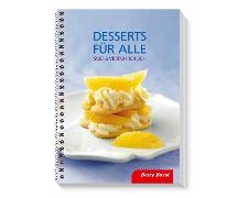 Cover-Bild zu Desserts für Alle von Bossi, Betty