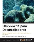 Cover-Bild zu Garcia, Miguel: QlikView 11 para Desarrolladores
