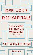 Cover-Bild zu Pistor, Katharina: Der Code des Kapitals (eBook)