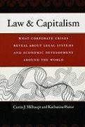 Cover-Bild zu Milhaupt, Curtis J.: Law & Capitalism