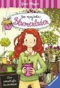 Cover-Bild zu Mayer, Gina: Der magische Blumenladen, Band 1 & 2: Das rätselhafte Zauberbuch