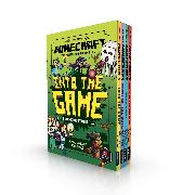 Cover-Bild zu AB, Mojang: Minecraft: Into the Game - The Woodsword Chronicles Collection
