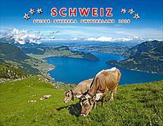 Cover-Bild zu Cal. Schweiz-Suisse-Svizzera-Switzerland Ft. 40x31 2020