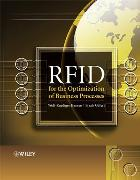 Cover-Bild zu RFID for the Optimization of Business Processes von Hansen, Wolf-Ruediger