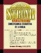 Cover-Bild zu Strong, James: Nueva Concordancia Strong Exhaustiva de la Biblia