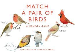 Cover-Bild zu Berrie, Christine: Match a Pair of Birds