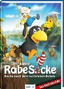 Cover-Bild zu Der kleine Rabe Socke: Suche nach dem verlorenen Schatz