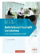 Cover-Bild zu Capaul, Roman: Betriebswirtschaft verstehen. Schweizer Ausgabe. Lehrbuch