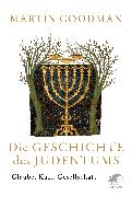 Cover-Bild zu Die Geschichte des Judentums von Goodman, Martin