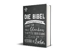 Cover-Bild zu Die Bibel. Mit Sonderseiten für junge Menschen von Deutscher Katechetenverein e.V. (Hrsg.)