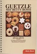 Cover-Bild zu Bossi, Betty: Guetzle mit Betty Bossi