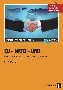 Cover-Bild zu EU - NATO - UNO von Eggert, Jens