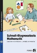 Cover-Bild zu Schnell-Diagnosetests: Mathematik von Eggert, Jens