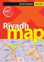 Cover-Bild zu Riyadh City Map