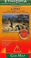 Cover-Bild zu Ethiopia. 1:2'000'000