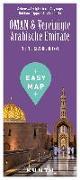 Cover-Bild zu EASY MAP Oman & Vereinigte Arabische Emirate