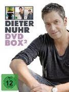 Cover-Bild zu Nuhr, Dieter: DVD-Box 2 (Nuhr die Ruhe, nur ein Traum, Nuhr unter uns)