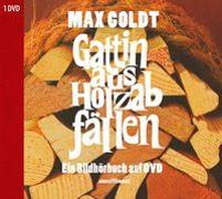 Cover-Bild zu Goldt, Max: Gattin aus Holzabfällen