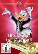 Cover-Bild zu Musik, Tanz und Rhythmus - Disney Classics 9 von Geronimi, Clyde (Reg.)