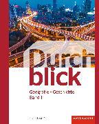Cover-Bild zu Durchblick Geografie Geschichte 1. Schülerband. CH