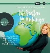 Cover-Bild zu Weltretten für Anfänger von Fröhlich, Susanne