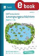 Cover-Bild zu Differenzierte Lesespurgeschichten Deutsch 5-6 (eBook) von Rook, Sven