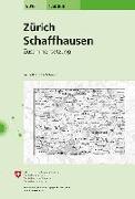 Cover-Bild zu Zürich, Schaffhausen. 1:50'000
