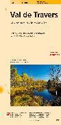 Cover-Bild zu Val de Travers. 1:50'000