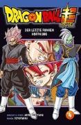 Cover-Bild zu Akira Toriyama (Original Story),: Dragon Ball Super 4