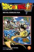 Cover-Bild zu Akira Toriyama (Original Story),: Dragon Ball Super 3