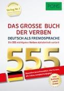 Cover-Bild zu PONS Das große Buch der Verben Deutsch als Fremdsprache