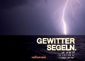 Cover-Bild zu Käsbohrer, Thomas (Hrsg.): GewitterSegeln