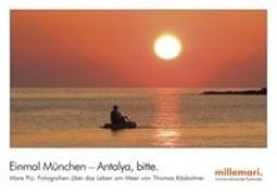 Cover-Bild zu Käsbohrer, Thomas: Einmal München - Antalya, bitte