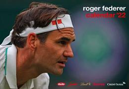 Cover-Bild zu Roger Federer Kalender 2022