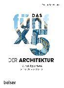 Cover-Bild zu Das 5 x 5 der Architektur von Hoffmann, Thomas R.