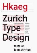 Cover-Bild zu Zurich Type Design von Baldinger, André