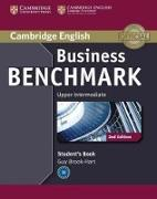 Cover-Bild zu Brook-Hart, Guy: Business Benchmark Upper Intermediate Business Vantage Student's Book