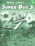 Cover-Bild zu Level 3: Activity Book - Here Comes Super Bus