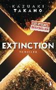 Cover-Bild zu Takano, Kazuaki: Extinction
