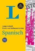 Cover-Bild zu Langenscheidt Grund- und Aufbauwortschatz Spanisch