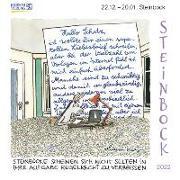 Cover-Bild zu Korsch, Verlag (Hrsg.): Steinbock Mini 2022