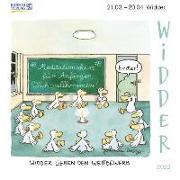 Cover-Bild zu Korsch, Verlag (Hrsg.): Widder Mini 2022