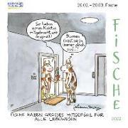 Cover-Bild zu Korsch, Verlag (Hrsg.): Fische Mini 2022