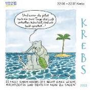 Cover-Bild zu Korsch, Verlag (Hrsg.): Krebs Mini 2022