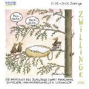 Cover-Bild zu Korsch, Verlag (Hrsg.): Zwillinge Mini 2022