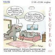 Cover-Bild zu Korsch, Verlag (Hrsg.): Jungfrau Mini 2022